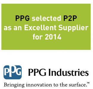 PPG Excellent Supplier